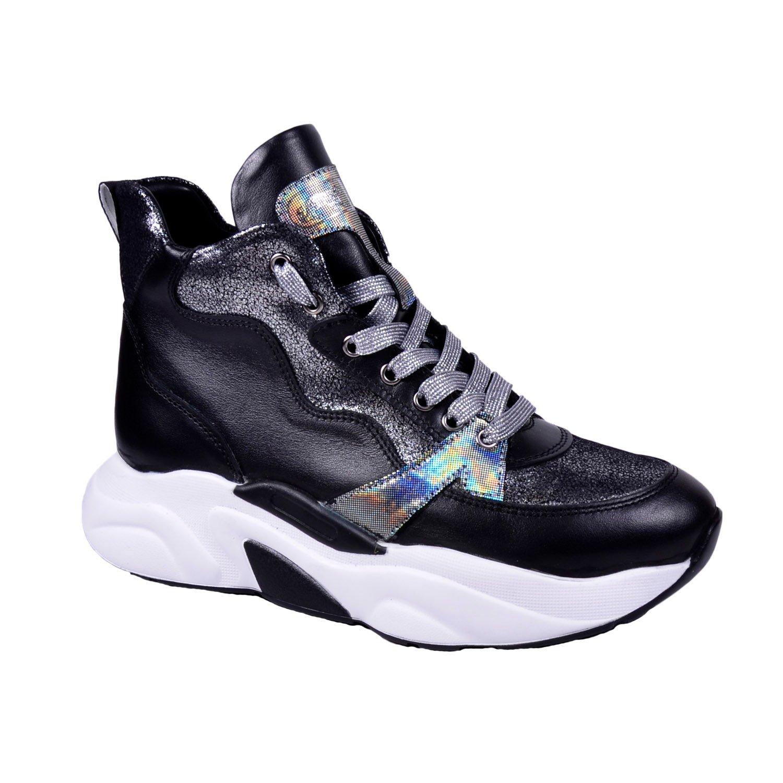 Кросівки 608 чорні
