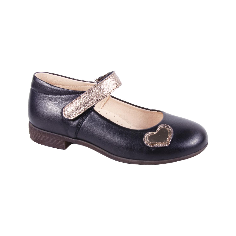 Туфлі №700 чорні
