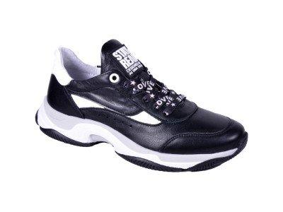 Кросівки жіночі №591 чорні