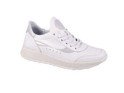 Кросівки жіночі №591 білі