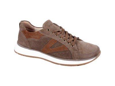 Кросівки чоловічі №641 коричневі