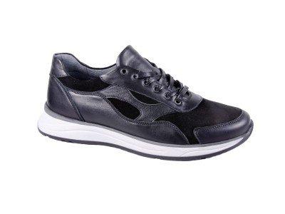 Кросівки чоловічі №643 чорні