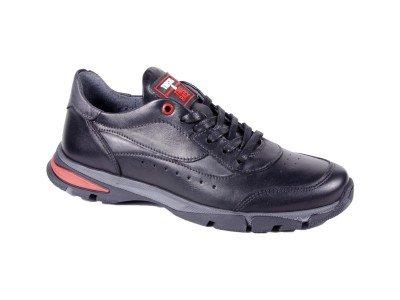 Кросівки для хлопчиків №691 чорні